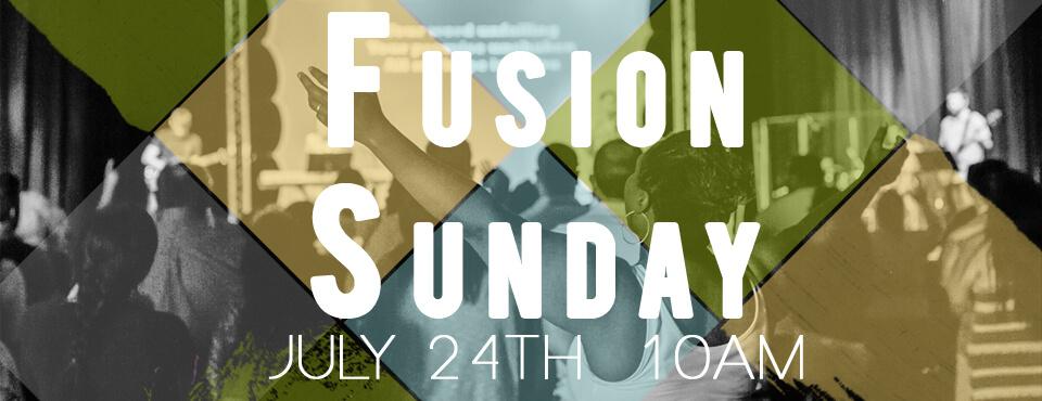 Fusion Sunday