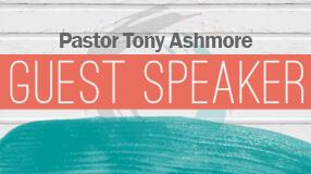 Tony Ashmore