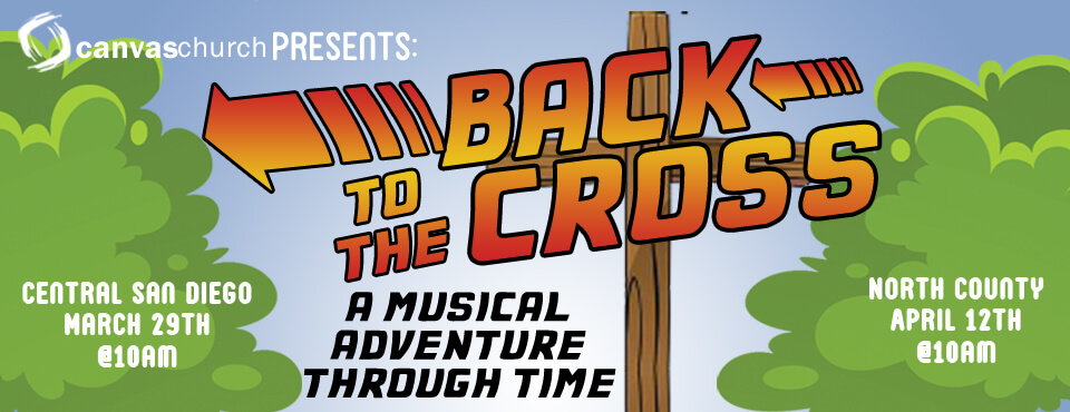 Come 'back to the Cross' with us