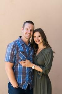 Pastor Brandon and Melissa